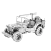 Metal Earth Willy's MB Jeep - Iconx 3D puzzel