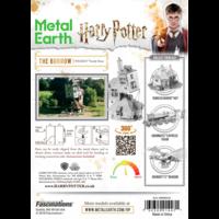 thumb-Harry Potter - The Burrow - puzzle 3D-4