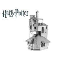 thumb-Harry Potter - The Burrow - 3D puzzel-1