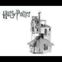 thumb-Harry Potter - The Burrow - puzzle 3D-1