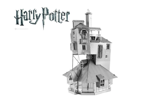 Metal Earth Harry Potter - The Burrow - 3D puzzle