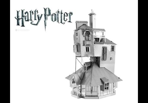 Harry Potter - The Burrow - 3D puzzle