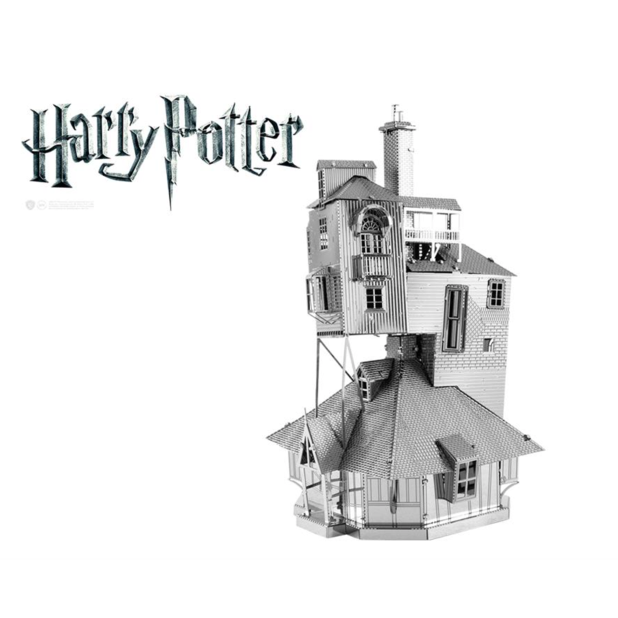 Harry Potter - The Burrow - 3D puzzel-1