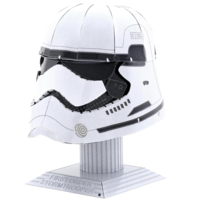 thumb-Star Wars - Stormtrooper Helmet - 3D puzzel-2
