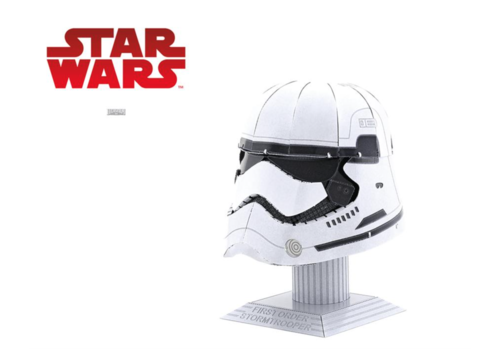 Metal Earth Star Wars - Stormtrooper Helmet - puzzle 3D