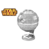 Metal Earth Star Wars - Death Star - 3D puzzel