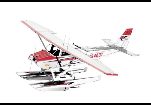 Cessna 182 Floatplane - puzzle 3D
