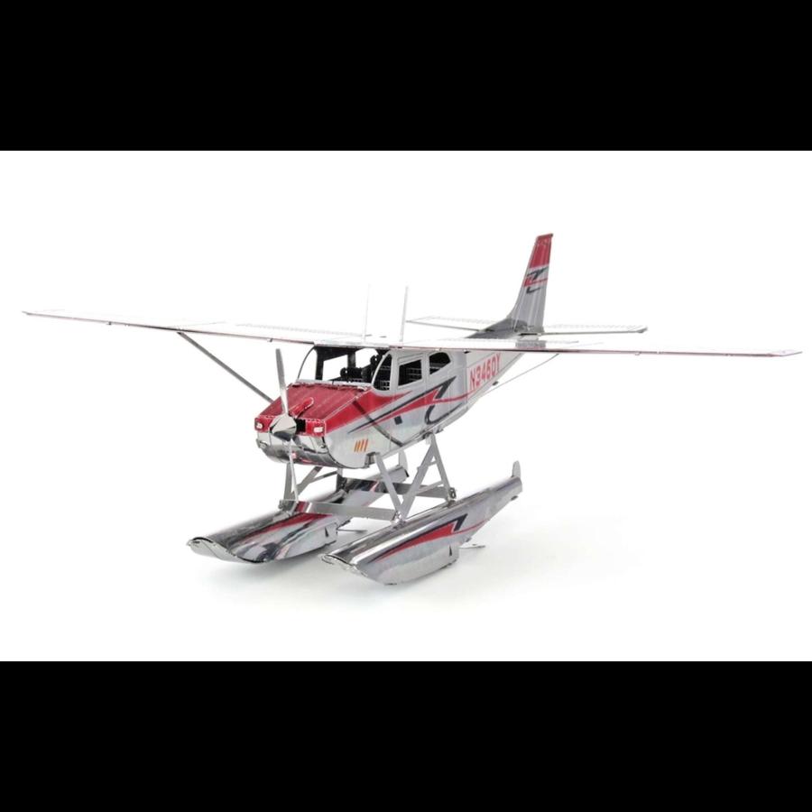 Cessna 182 Floatplane - 3D puzzle-2