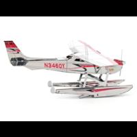 thumb-Cessna 182 Floatplane - 3D puzzel-4