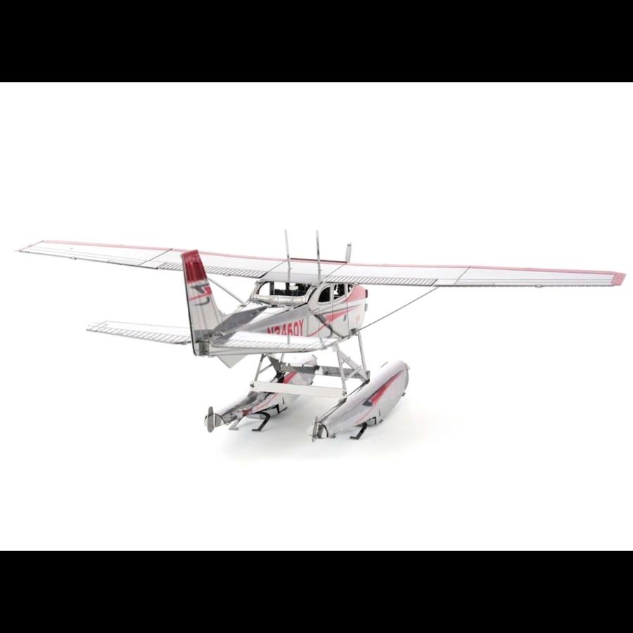 Cessna 182 Floatplane - 3D puzzle-5