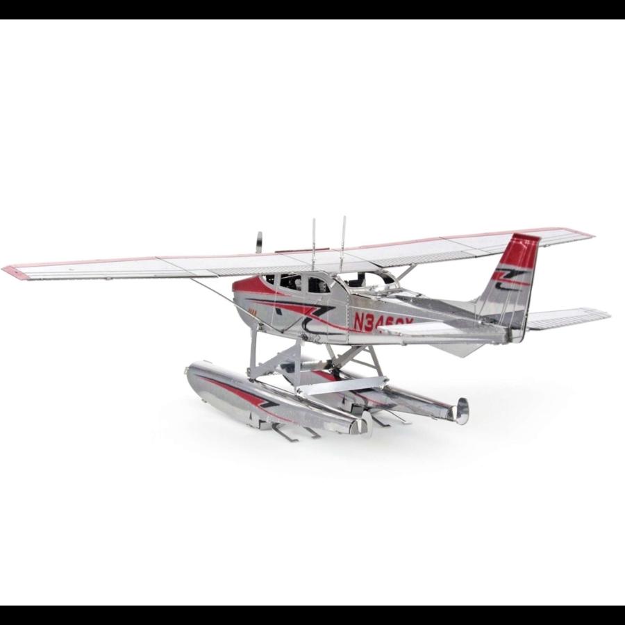 Cessna 182 Floatplane - 3D puzzle-6