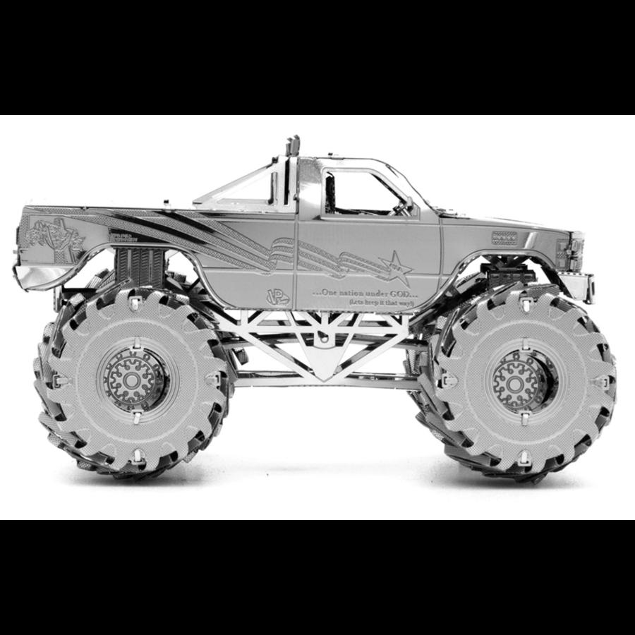 Monster Truck  - 3D puzzle-3