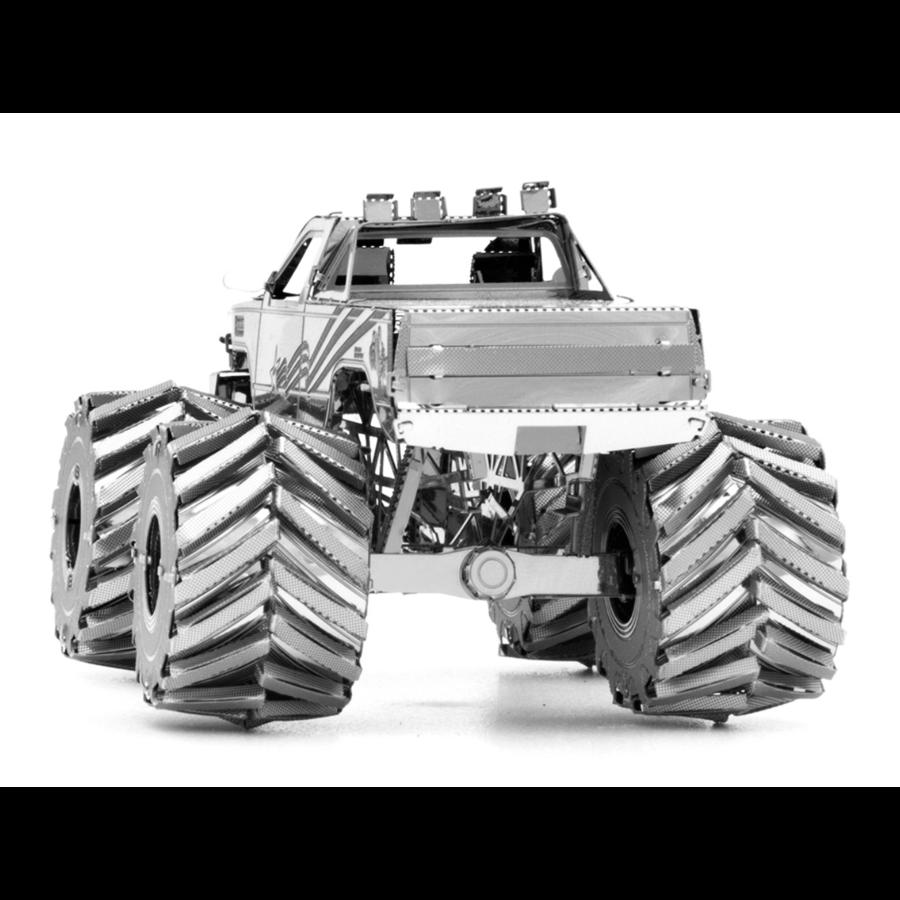Monster Truck  - 3D puzzle-4