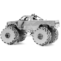 thumb-Monster Truck  - 3D puzzle-2