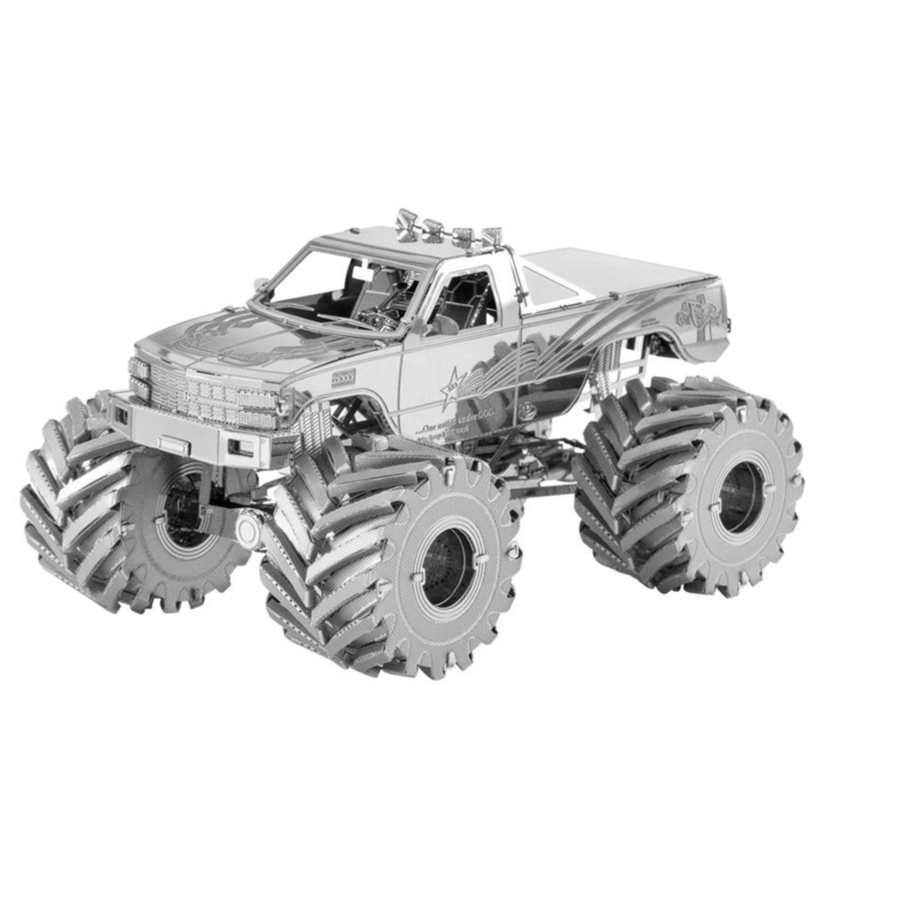 Monster Truck  - 3D puzzel-1