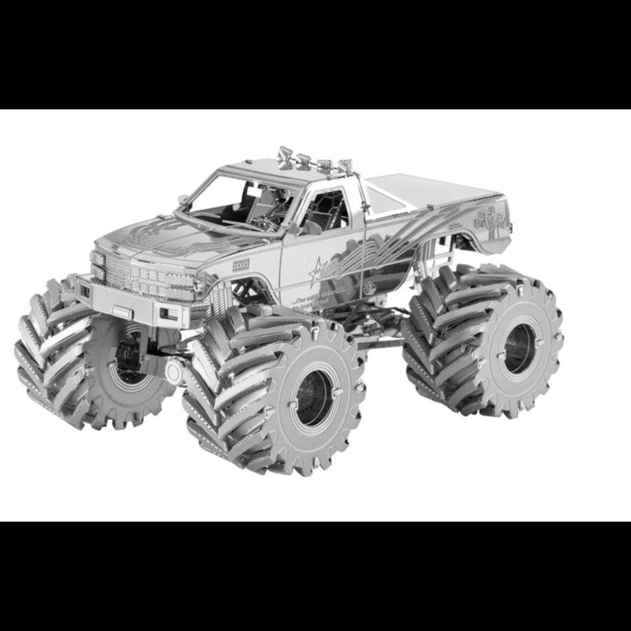 Monster Truck  - 3D puzzle-1