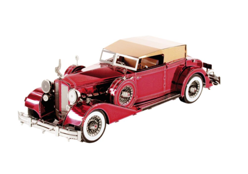 1934 Packard Twelve Convertible  - 3D puzzle