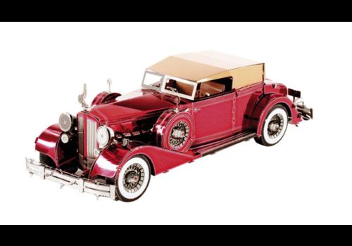 Metal Earth 1934 Packard Twelve Convertible - puzzle 3D