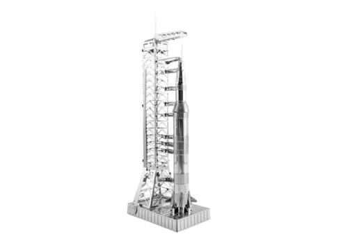 Apollo Saturn V   - 3D puzzle
