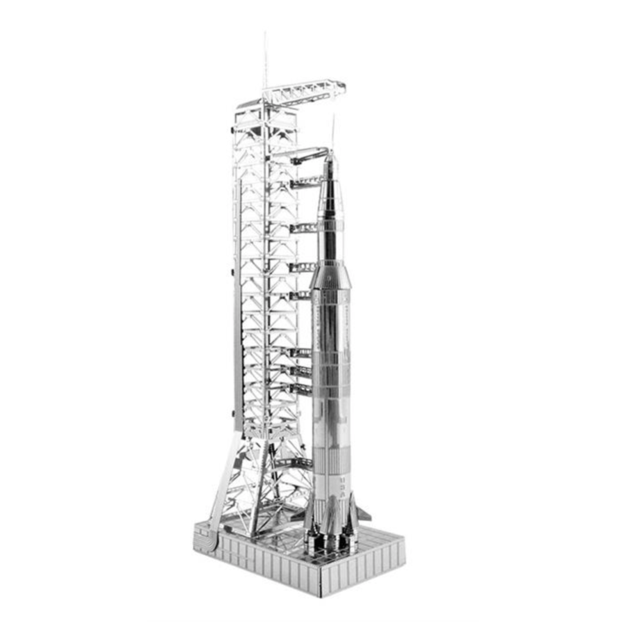 Apollo Saturn V   - 3D puzzel-1