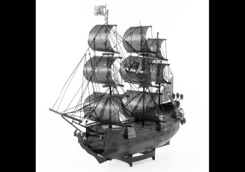 Black Pearl (black version)  - Iconx 3D puzzle