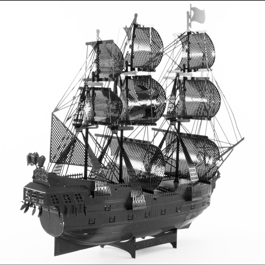 Black Pearl (black version) - Iconx 3D puzzel-4