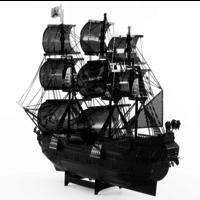 thumb-Black Pearl (black version) - Iconx 3D puzzel-3