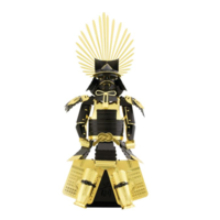 Japanese Toyotomi -  Armor Series  - puzzle 3D