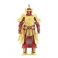 Chinese Ming  -  Armor Series - 3D puzzel
