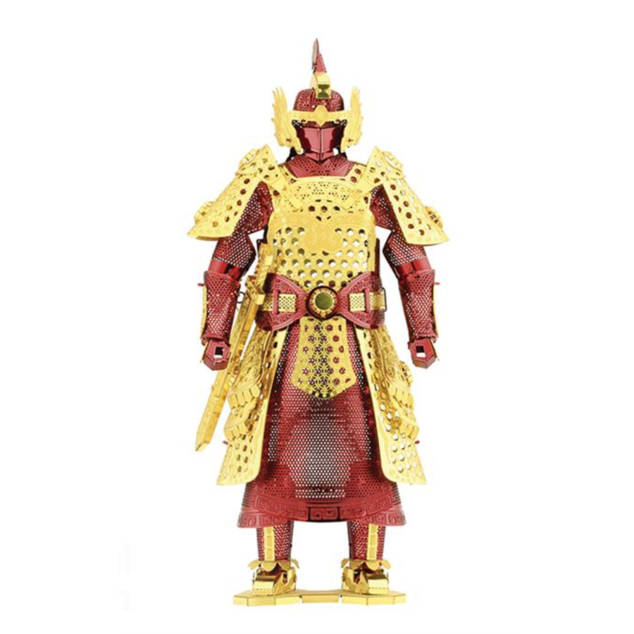 Chinese Ming  -  Armor Series - 3D puzzel-1