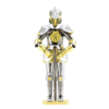 Metal Earth European Knight -  Armor Series - 3D puzzel