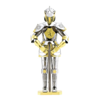 European Knight -  Armor Series - 3D puzzel