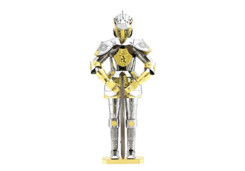 Metal Earth European Knight - puzzle 3D
