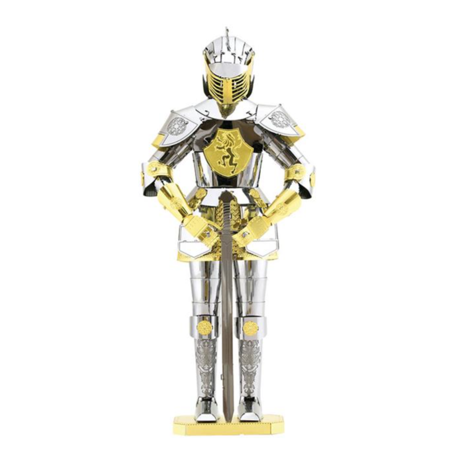 European Knight -  Armor Series - 3D puzzel-1
