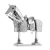 Metal Earth Paard -  Armor Series - 3D puzzel
