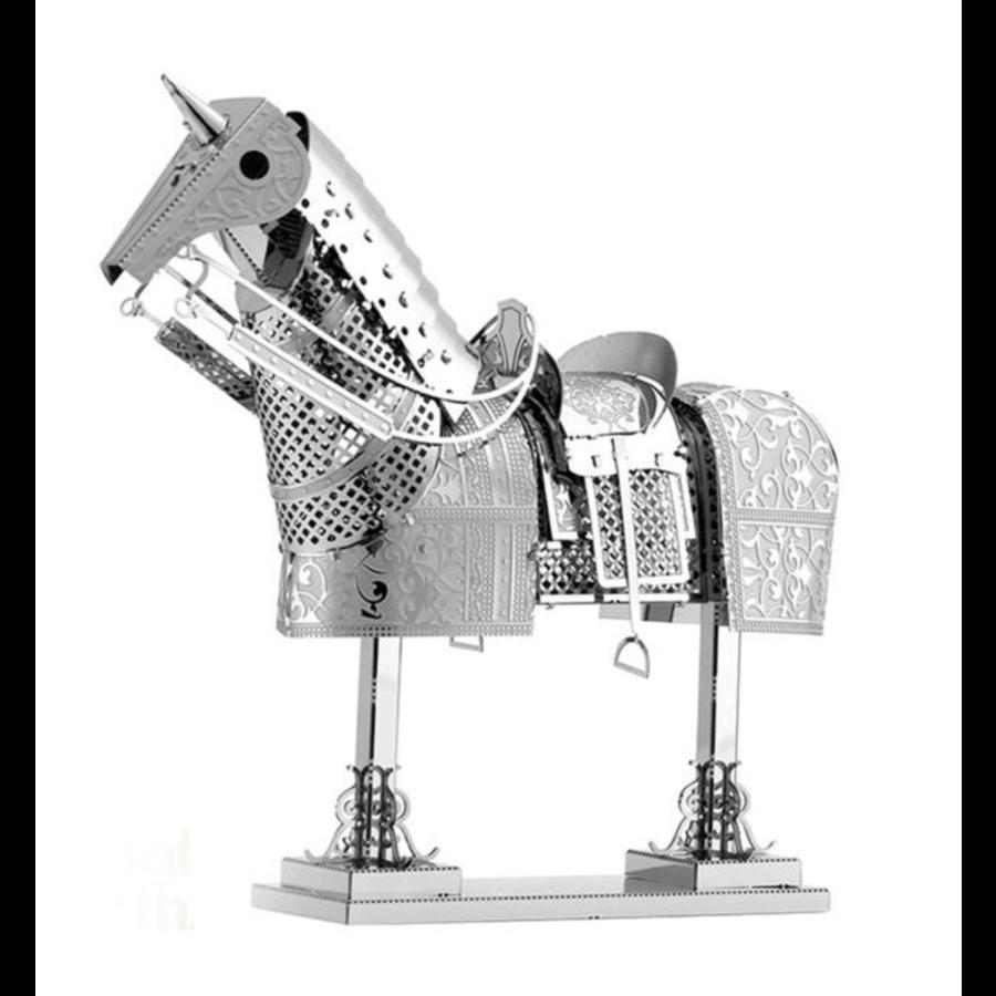 Paard -  Armor Series - 3D puzzel-1