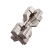 Huzzle Hourglass - level 6 - breinbreker