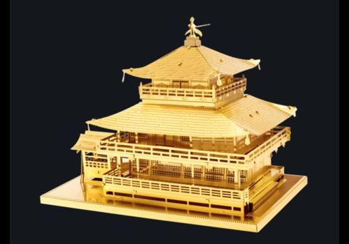 Gold Kinkaku-Ji - 3D puzzel