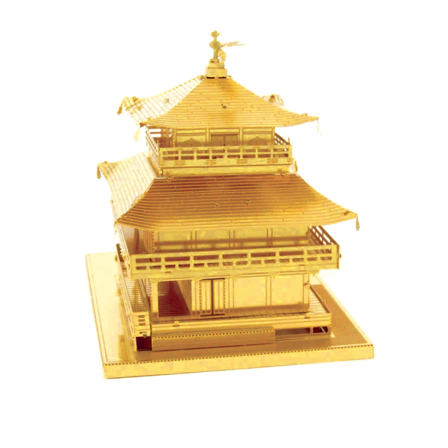 Gold Kinkaku-Jii -   puzzle 3D-3
