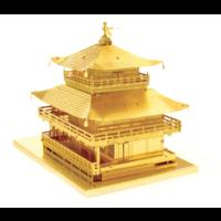 thumb-Gold Kinkaku-Ji -  3D puzzle-4