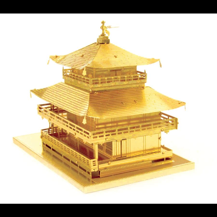 Gold Kinkaku-Jii -   puzzle 3D-4