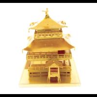 thumb-Gold Kinkaku-Jii -   puzzle 3D-5