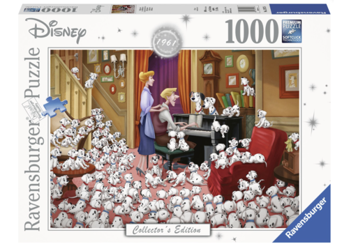 101 Dalmatians - 1000 stukjes