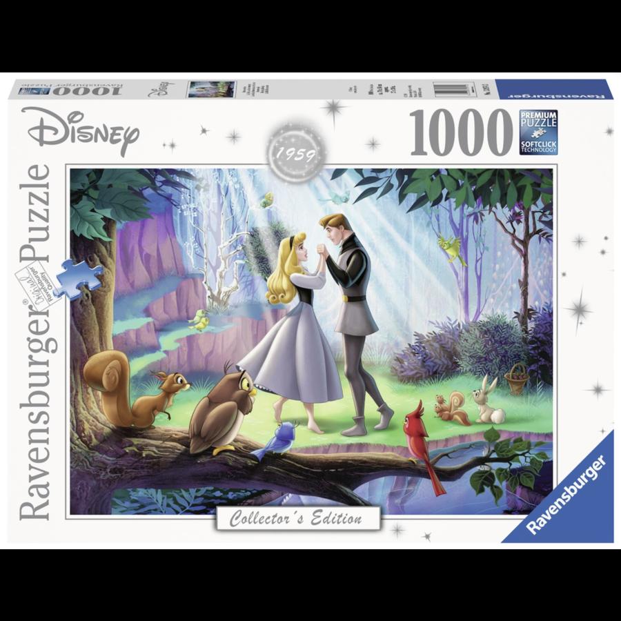 Belle au bois dormant  - Disney Collector's Edition - 1000 stukjes-1