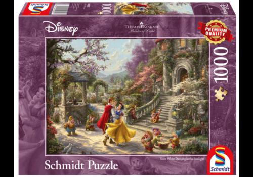 Schmidt Snowwhite - 1000 pieces
