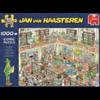 Jumbo De bibliotheek - JvH - 1000 stukjes