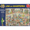 Jumbo The Library - JvH - 1000 pieces