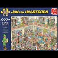 La bibliothèque  - JvH - 1000 pièces