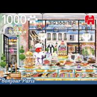 Bonjour Paris - Wanderlust - 1000 stukjes