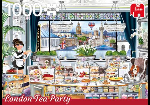 London Tea Party - 1000 stukjes